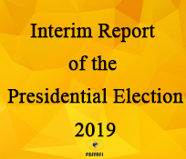 Interim Report of the Presidential Election - 2019